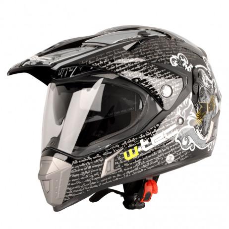 Casca Motocross W-TEC NK-311
