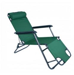 Sezlong Gradina Pliabil Sportmann - Verde