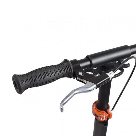 Trotineta Nils Extreme HA230T Roti PU 230mm/200mm - Alb/Negru