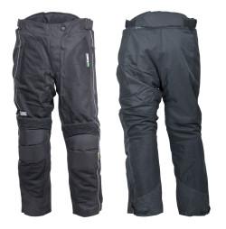 Pantaloni Moto Femei W-TEC Goni - Negru