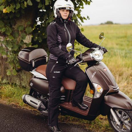 Geaca Moto Femei Softshell W-TEC Pestalozza NF-2781