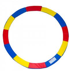 Protectie Arcuri pentru Trambulina Multicolor 427 cm