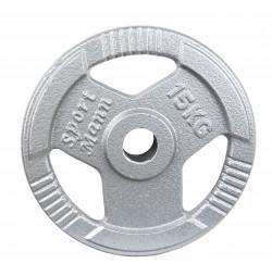 Greutate haltera Sportmann Hammerton 15 kg/51mm