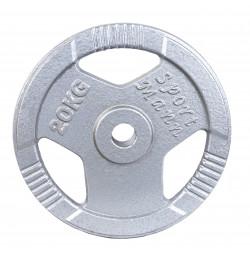 Greutate haltera Sportmann Hammerton 20 kg/51mm