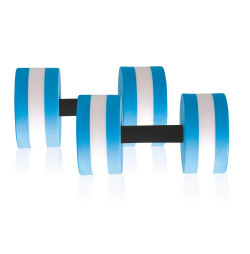Foam Water Dumbbell inSPORTline AquaClassic