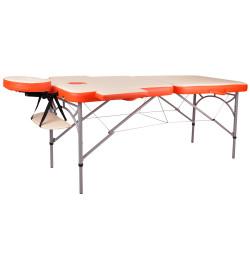 Masa din Aluminiu pentru Masaj inSPORTline Tamati - din 2 bucati