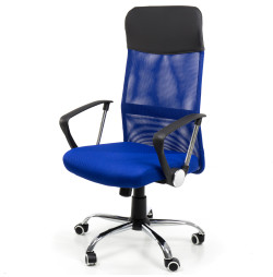 Scaun birou ergonomic Sportmann 2501-albastru