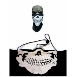 Masca Fata Tip Batic MTHDR Skull