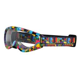 Ochelari moto pentru copii W-TEC Spooner - grafica