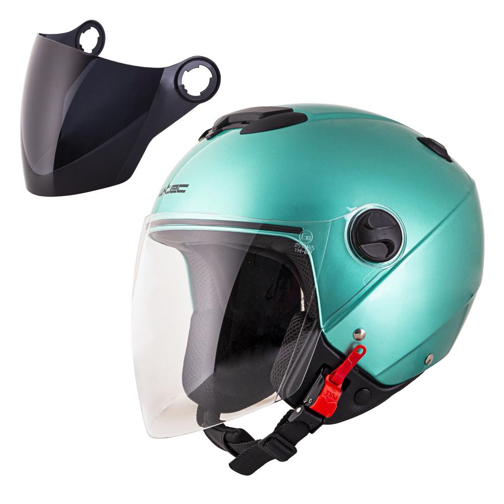 Motorcycle Helmet W-TEC Yucato