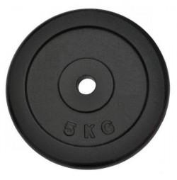 Greutati otel SPARTAN 2 x 5 kg/30mm