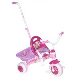Tricicleta Barbie cu maner