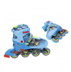 NJ4605 A BLUE SIZE S IN-LINE SKATES NILS EXTREME