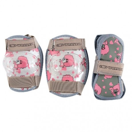 Set Protectii WORKER Alby - XS