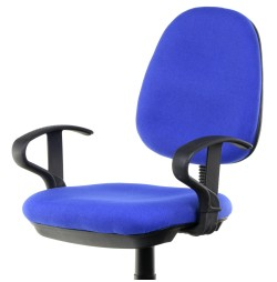 Scaun birou U-FELL 2030P, Albastru