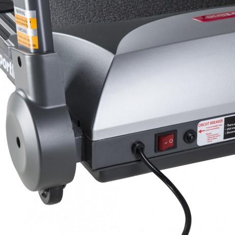 Banda de alergare electrica inSPORTline Neblin, 1.75 CP, 130 kg