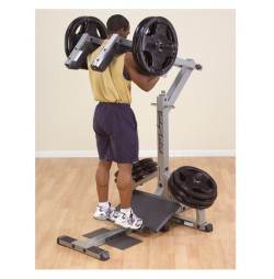 GSCL360 Leverage Squat/Calf machine