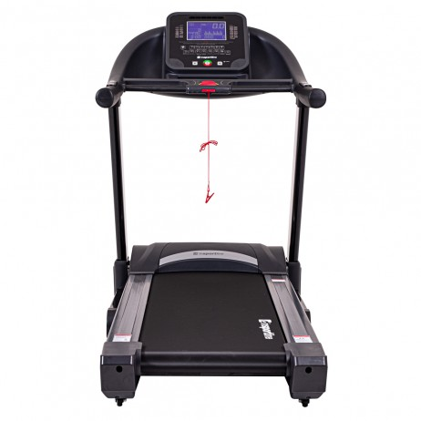 Banda de alergat electrica inSPORTline Mystral, 3.5 CP, 150 kg