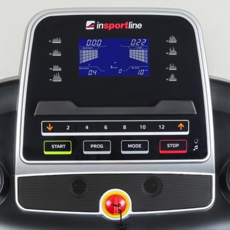 Banda de Alergare Electrica inSPORTline Lavister, 1.5 CP, 120 kg