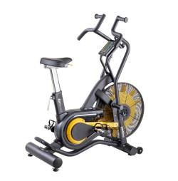 Bicicleta Fitness inSPORTline AirBeast