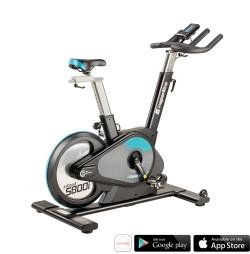 Bicicleta Indoor Cycling inSPORTline inCondi S800i
