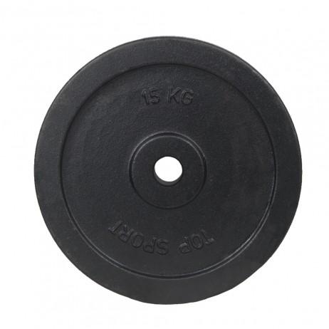 Greutate fier inSPORTline Top Sport Castyr 15kg/30mm