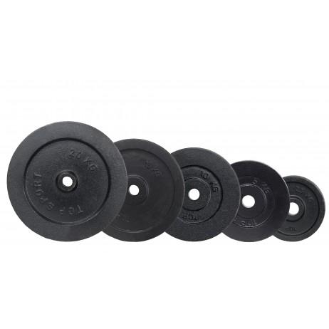 Greutate fier inSPORTline Top Sport Castyr 20kg/30mm