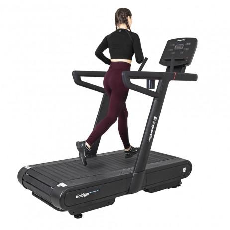 Banda de alergare electrica inSPORTline Galdigar, 2.5 CP, 150 kg