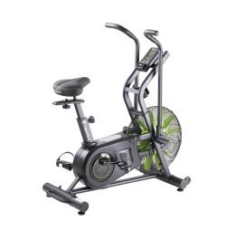 Bicicleta Fitness inSPORTline AirBike Lite