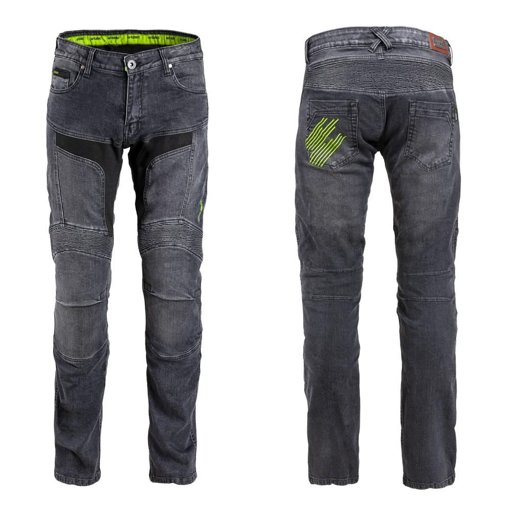 Pantaloni Moto Barbati Jeans W-TEC Alfred CE