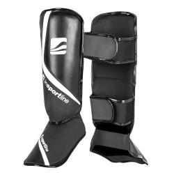 Protectie tibie si picioare inSPORTline Crimog Negru