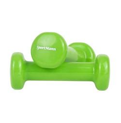 Gantere aerobic vinil Sportmann 2x0.5 kg