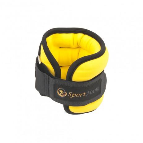 Saculeti aerobic 2x0.5kg Sportmann