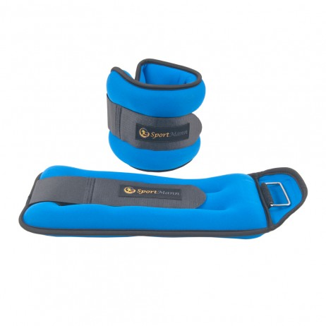 Saculeti aerobic Sportmann 2x2.5 kg
