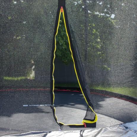 Trambulina Set Dreptunghiulara inSPORTline Quad Jump 183 x 274 cm