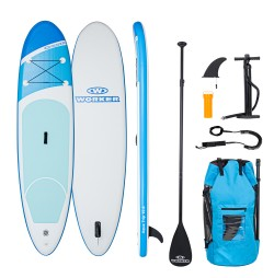 Paddle Board cu Accesorii Worker WaveTrip 10'6''