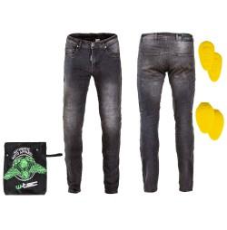 Pantaloni Moto Barbati Jeans W-TEC Kancelor