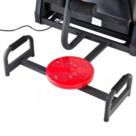 Banda de alergare electrica inSPORTline Mendoz, 2 CP, 120 kg