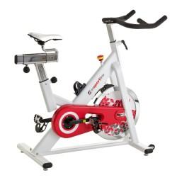 Bicicleta indoor cycling inSPORTline Targario