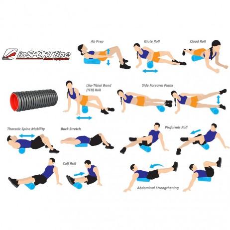 Cilindru Yoga inSPORTline Prymeo