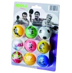 Set mingi de tenis Joola Fan