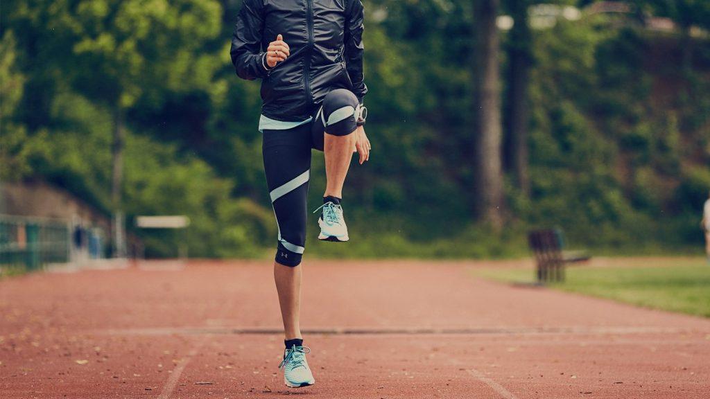alergarea pe loc