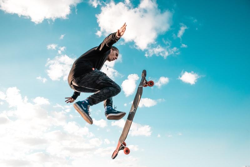 skateboard incepatori