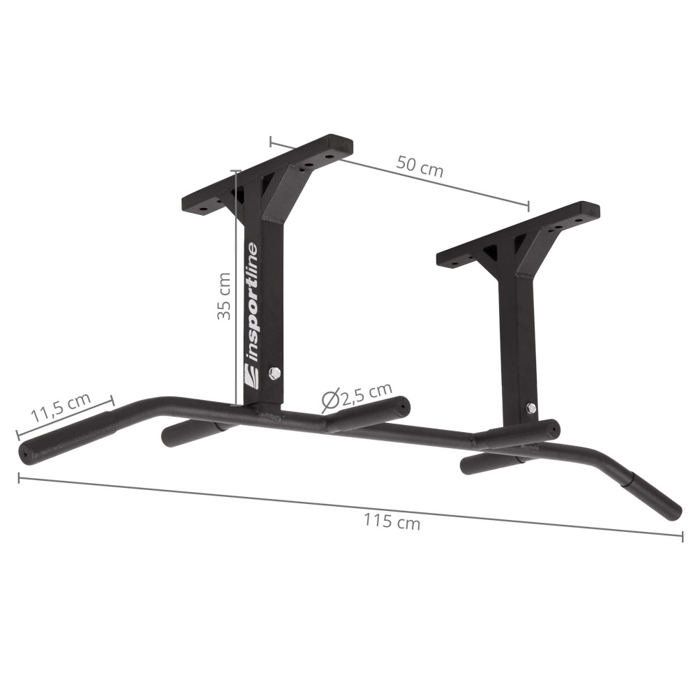Ceiling-Mounted-Pull-up-Bar-inSPORTline-