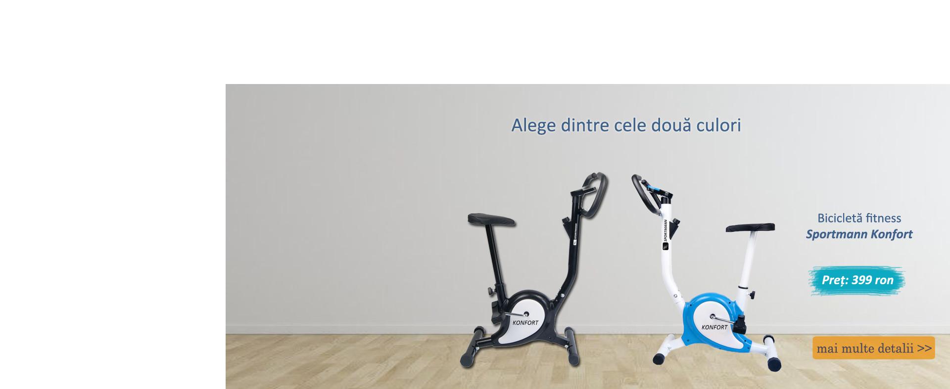Bicicleta fitness Sportmann Konfort