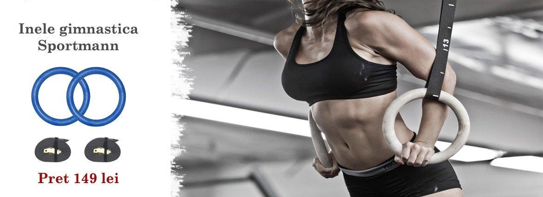 Aparate fitness inele gimnastica